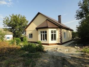Дом в Гостагаевской в пред чистовой отделке
