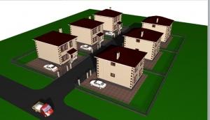 Продается новый дом в Анапе на участке 2.5 сот