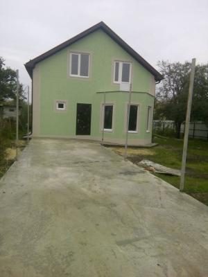 Дачный дом в СОТ