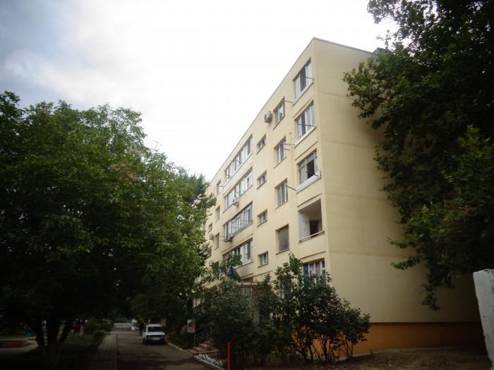 Продается 2-х комнатная квартира по улице Крылова в Анапе