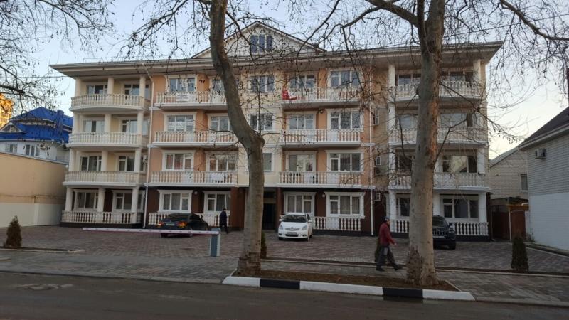 Многоквартирный дом по ул.Крымская 38