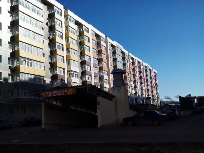 1 комнатная квартира в Анапе ЖК Радуга