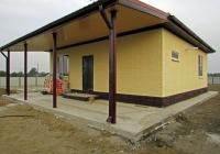 Дом под ключ в Анапе по цене квартиры