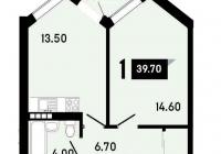 Купить 1-к квартиру у моря в Анапе – от компании Гамма!