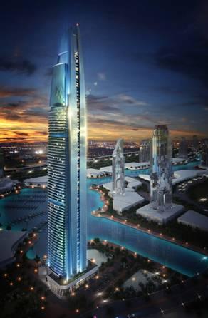 Недвижимость в Дубай Марина Haitz
