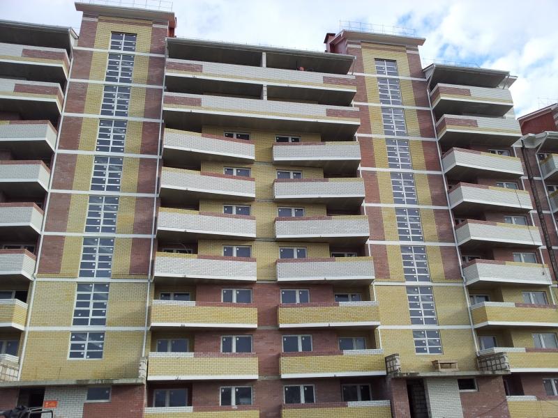 1 комнатная квартира ЖК