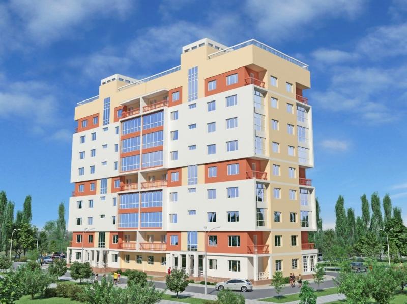 1 комнатная квартира ул.Тургенева 42 кв.м.