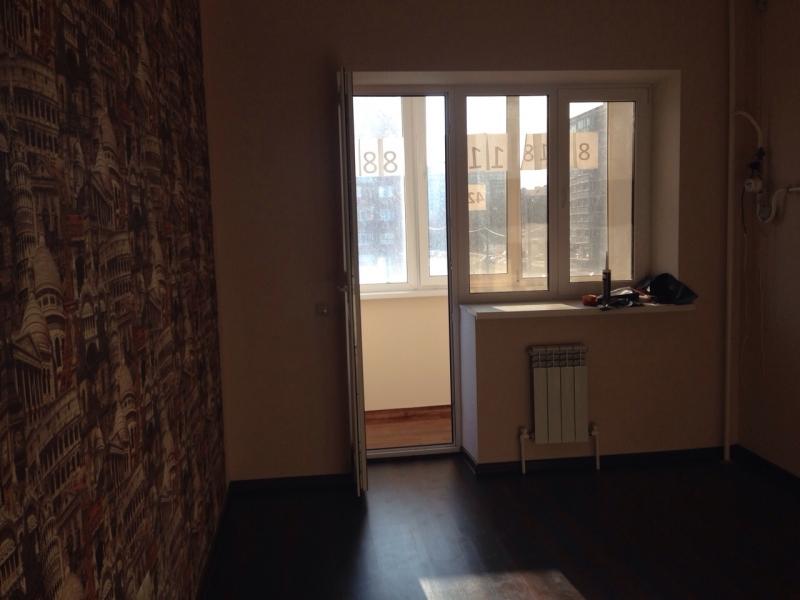 1 комнатная квартира ул.Омелькова 42 кв.м.