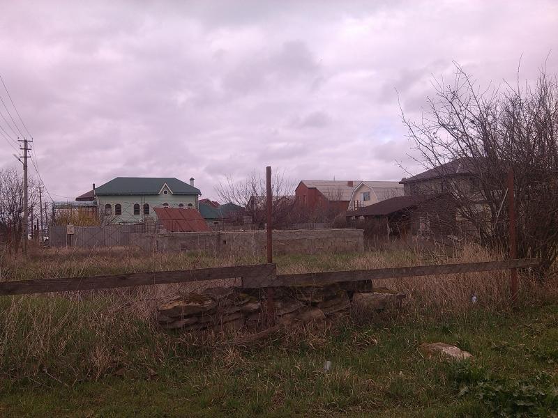 п.Витязево участок 9.5 соток