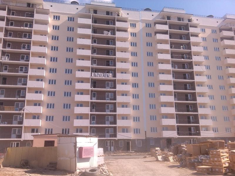 Продается в Анапе 1 комнатная квартира 38 кв.м.