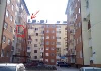 1 комнатная квартира ул.Северная 6, площадью 28.2 кв.м.