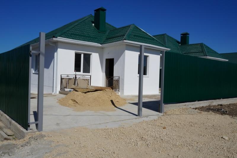 Дом в ст.Анапской с участком 3 сотки.