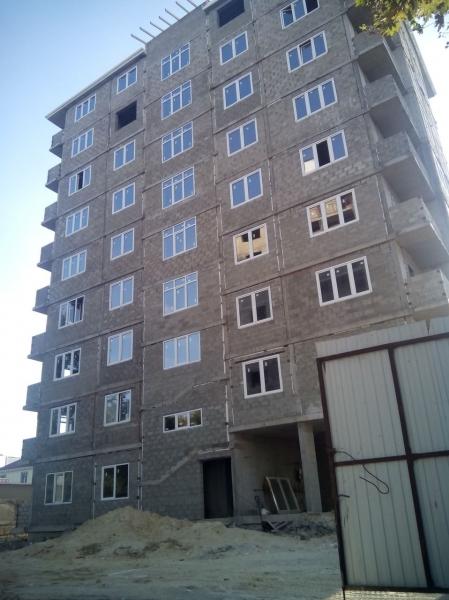 1 комнатная квартира ул.Рождественская 33,1 кв.м