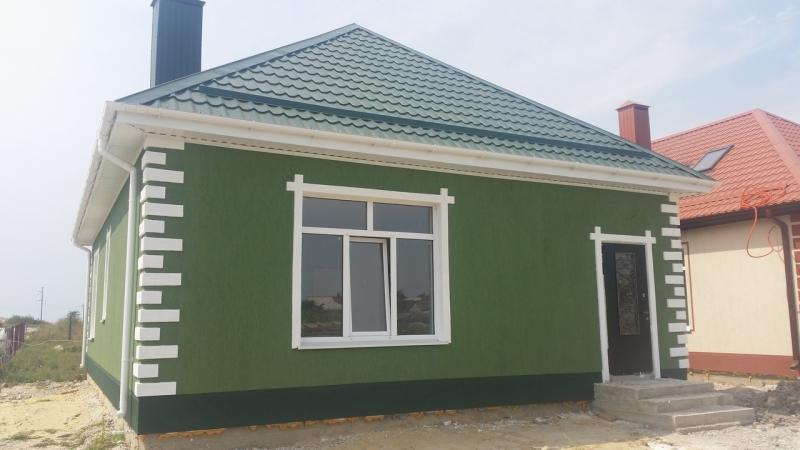 Продается дом в х.Красный 120 кв.м. с участком 2.5 сотки