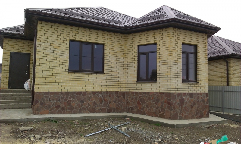 Продается дом в ст.Анапская 100 кв.м.