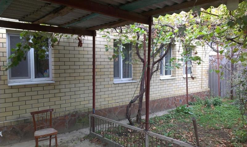 Дом в ст.Анапская 65 кв.м. 5 соток земли