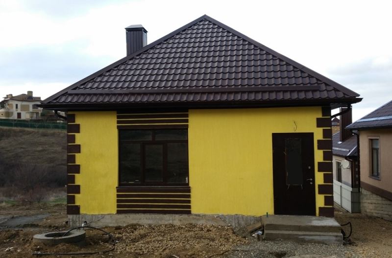 Дом с ремонтом в п.Су-Псех 100 кв.м.