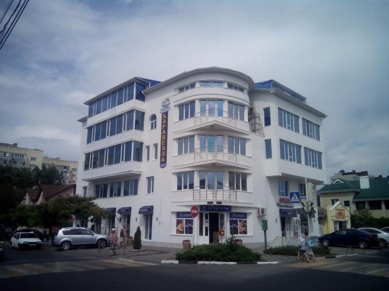 Продается в Анапе отель