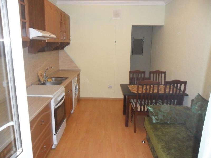 1 комнатная квартира 50 кв.м.