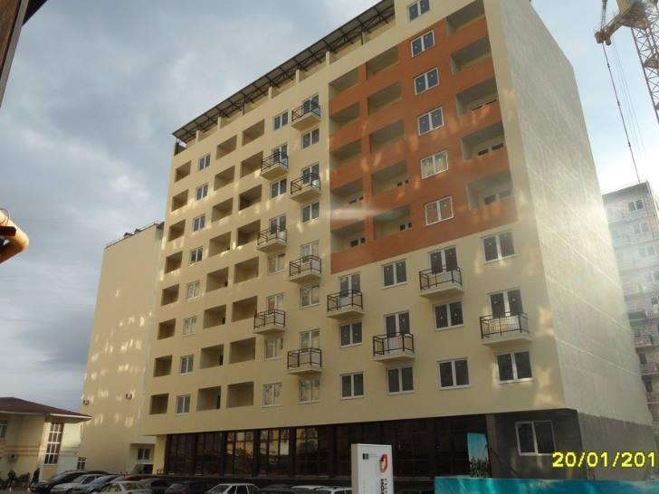 2-х комнатная квартира 65 кв.м. ЖК