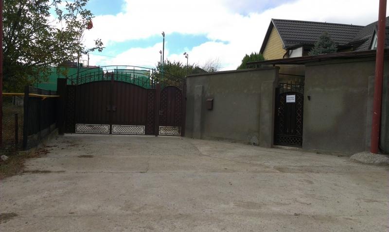 Дом с Теннисным кортом в ст.Анапская 40 кв.м.