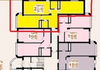 2-х комнатная квартира 71 кв.м. ЖК