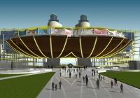 Многофункциональный объект «Климатопавильон» в городе-курорте Анапа