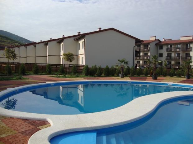 1 комнатная квартира 31 кв.м. Резиденция Утриш