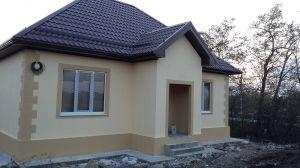 Одноэтажный дом в Анапском районе 95 кв.м.
