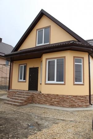 Дом в станице Гостагаевская 110 кв.м.