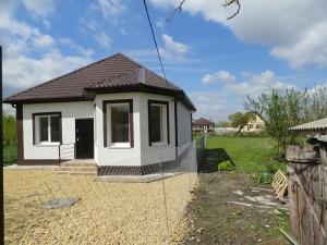 Дом с ремонтом в Анапе, на участке 4 сот