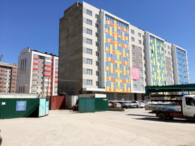 ул.Парковая 64 Каскад