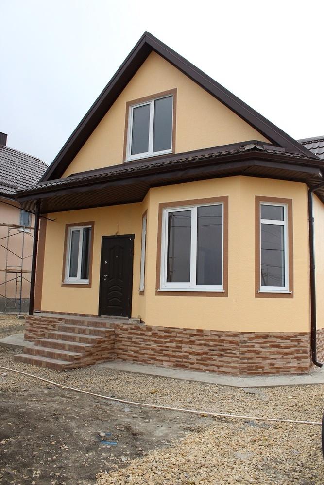 Дом с ремонтом в анапском районе