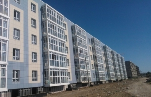 Продается 1 комнатная квартира в строящемся комплексе Анапы