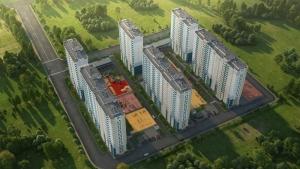 Продается 1 комнатная квартира в новостройке Анапы